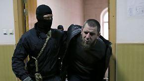"""""""Ich liebe Propheten Mohammed"""": Nemzow-Verdächtiger legt Geständnis ab"""