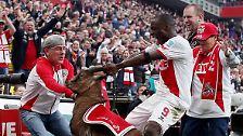 """Die Bundesliga in Wort und Witz: """"Ich bin ein Idiot, das weiß ich schon lange"""""""