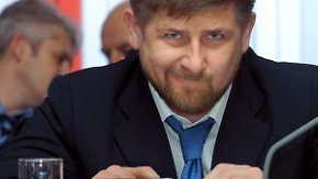 Tatverdächtige im Fall Nemzow: Spur führt zu Tschetschenen-Führer Kadyrow