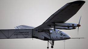 """Google sei Dank: """"Solar Impulse 2"""" fliegt mit Geld von Larry Page"""
