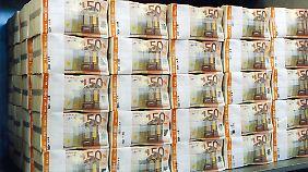 Anleihe-Kaufprogramm der EZB: Draghis Bazooka befeuert die Börse