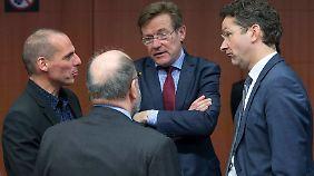 Wie ernst ist es Athen wirklich?: Varoufakis lässt Geldgeber in Brüssel frustriert zurück