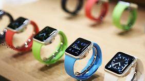 Ab dem 24. April im Handel: Apple will mit der Watch den Erfolg vom iPhone wiederholen