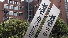Der Börsen-Tag: Hannover Rück trotz Katastrophen gefragt