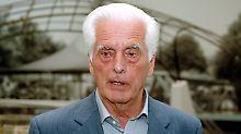 Schöpfer des Münchner Zeltdaches: Architekt Frei Otto ist tot