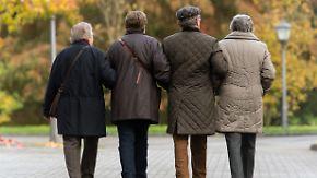 Rechtzeitig für's Alter vorsorgen: Rente mit 63 ist Schritt in falsche Richtung