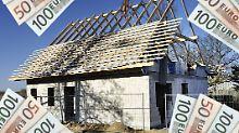 Schäden verdoppelt: Teurer Pfusch beim Bauen
