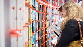 Ansturm auf Leipziger Buchmesse: Die Zukunft der Buchbranche ist nicht aus Papier