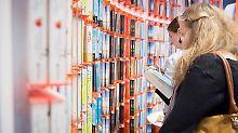 Beratung mit Schwächen: Buchläden im Test