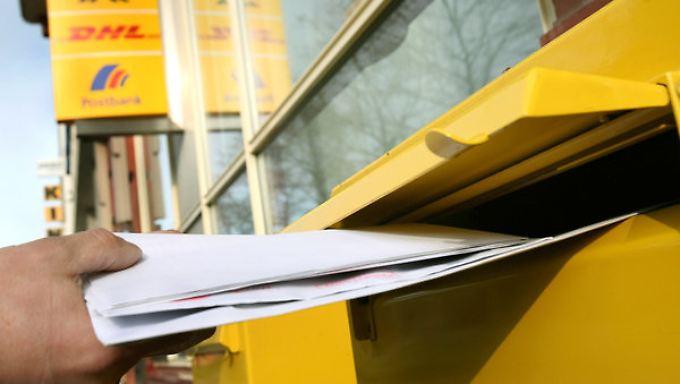 2016 könnte das Briefeversenden erneut teurer werden.