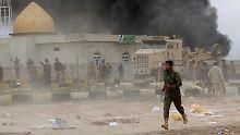 Chlorgas-Attacken auf Angreifer: IS soll Giftgas einsetzen