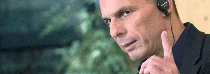 147 Millionen mehr - die Finanzprobleme des Yanis Varoufakis sind damit nicht gelöst.