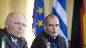"""""""Verantwortliche belügen das Volk"""": Schäuble platzt der Kragen wegen Griechenland"""