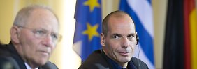 """Es könnte schlimmer werden: Der """"Grexit"""" ist gefährlich"""