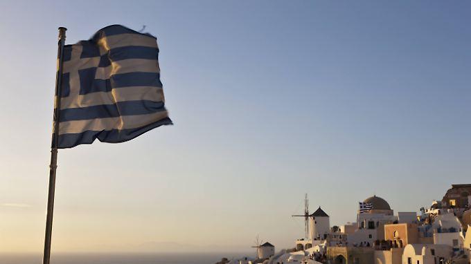 In Athens Haushalt klaffen weiter Löcher.