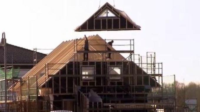 n-tv Ratgeber: Wenn Häuser in wenigen Stunden stehen