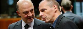 """Moscovici hält """"Grexit"""" für möglich: """"Finanzielle Unfälle können passieren"""""""