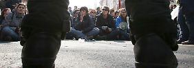 """""""Ein Symbol für das Beste in Europa"""": EZB-Zentrale ist eingeweiht, Proteste gehen weiter"""