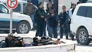 Geiselnahme in Museum: 21 Tote nach Terroranschlag in Tunis