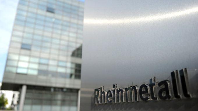 Rheinmetall setzt auf den Modernisierungsbedarf etlicher Armeen.