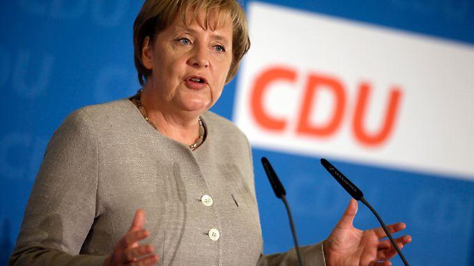 Eine neue Partei rechts der Union?: CDU hat Gesprächsbedarf