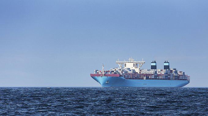 Waren im Wert von rund 1,13 Billionen Euro hat Deutschland 2014 in alle Welt exportiert.