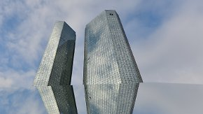 Trennung vom Privatkunden?: Deutsche Bank stellt sich neu auf