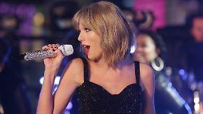 Promi-News des Tages: Taylor Swift sichert sich Porno-Domains