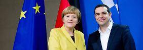 Euroaustritt wäre eine Katastrophe: Warum Merkel alles für Griechenland tun wird