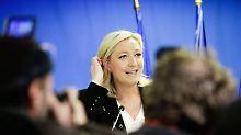 Person der Woche: Marine Le Pen, die Sprengmeisterin Europas