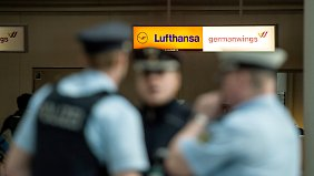 Absturz nach Sinkflug: Germanwings-Maschine verunglückt in den Alpen