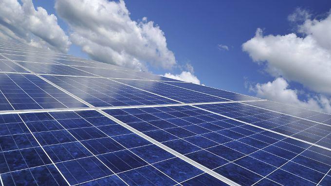 Solarworld geht es prächtig, mit SMA geht es derzeit bergab.