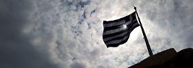 Braut sich was zusammen oder verziehen sich die dunklen Wolken über Griechenland?