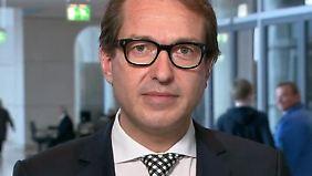 """Alexander Dobrindt im Interview: """"Vier-Augen-Prinzip ist richtig"""""""