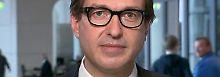 """Dobrindt im n-tv  Interview: """"Vier-Augen-Prinzip"""" ist richtig"""