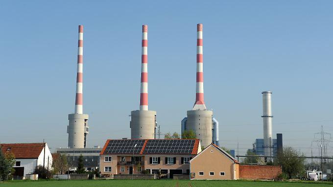 Das Gaskraftwerk Irsching ist wohl wichtig - doch verdient kein Geld.