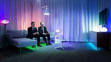 Milliarden-Einnahme erhofft: Philips findet Käufer für Lichtsparte