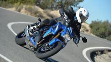 Japans Antwort auf BMW, Ducati, KTM: Suzuki schickt GSX-S 1000 ins Rennen