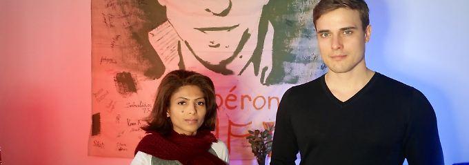 """Kampf um die Freilassung von Badawi: """"Nichts wird mich aufhalten"""""""