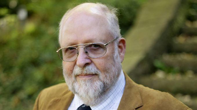 Klaus Tschira. 1972 gründete er mit vier Geschäftspartnern die Firma SAP. Heute ist sie ein riesiger Softwarekonzern.