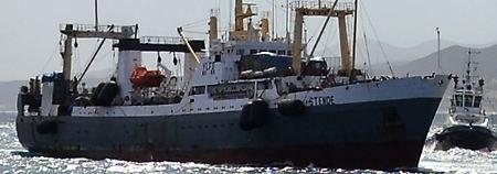 Fischtrawler sinkt vor Russland: 54 Menschen sterben bei Schiffsunglück