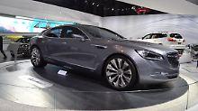 Der Buick Avenir wurde zwar schon in Detroit vorgestellt, ist aber ein beredtes Beispiel für die Agriffswelle gegen die Premium-Konkurrenz.