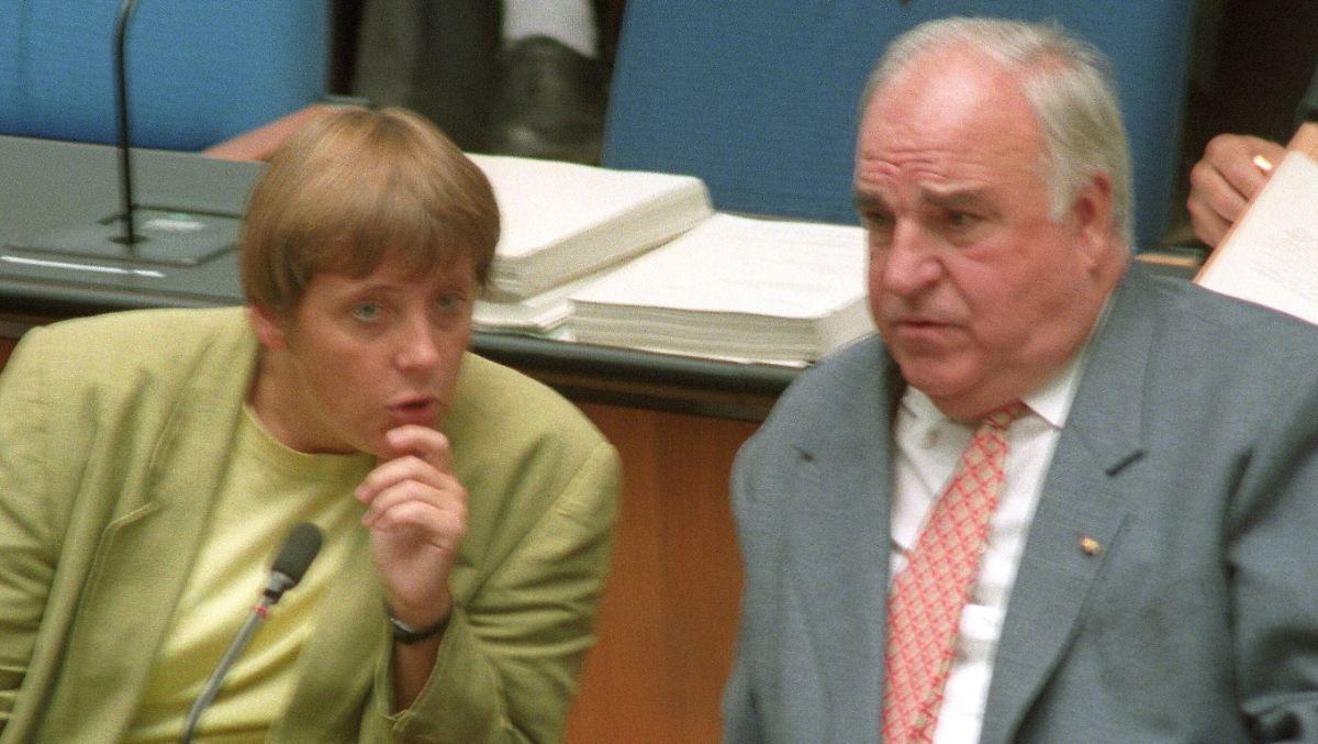 Helmut Kohl Der Ewige Kanzler N Tv De