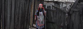 Ostukrainer ohne Rente: Separatisten schreiben Merkel einen Brief