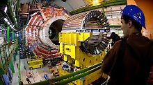 In zwei Monaten auf Hochtouren: LHC am Cern wieder gestartet