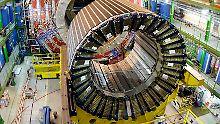 Neue Aufgaben am Cern: Geschwister der Higgs-Teilchen gesucht