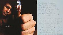 """Für über eine Million unterm Hammer: """"American Pie""""-Songtext bringt Geldsegen"""