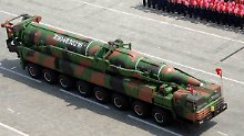 """USA drohen Nordkorea: """"Jeder Angriff wird niedergeschlagen"""""""