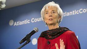 Gefahr überhitzter Börsen: IWF-Chefin Lagarde warnt vor weltweiter Finanzkrise