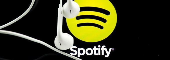 Der Musikdienst Spotify wird mit mehr als acht Milliarden Dollar bewertet. Foto: Ole Spata
